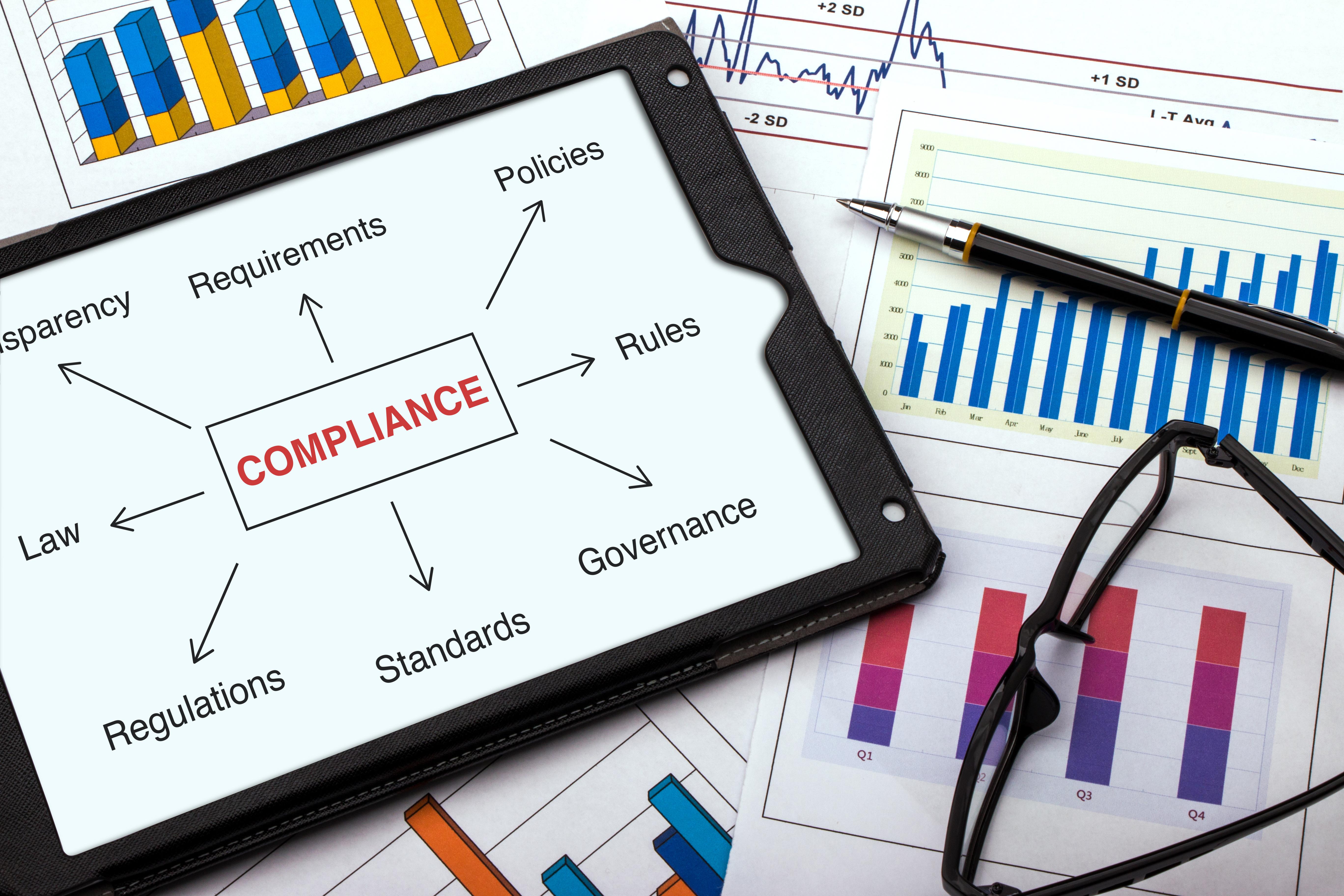 compliance header image